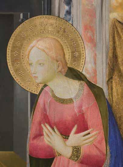 San Giovanni Valdarno Beato_Angelico_Annunciazione_Basilica