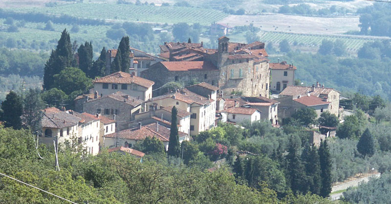 San Leolino (Panorama) - Bucine