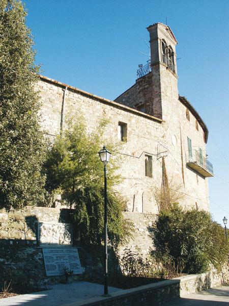 San Leolino - Bucine