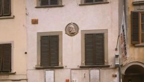 Esterno Casa Masaccio - San Giovanni Valdarno
