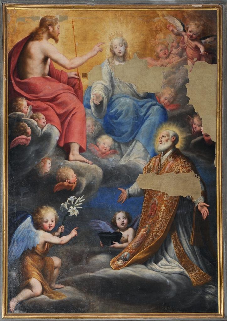 Annunciazione di Matteo Rosselli - Oratorio SanFilippoNeri, Castelfranco di Sopra
