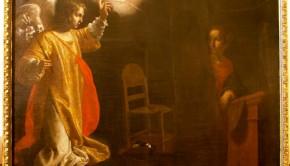 Annunciazione di Giovanni Martinelli - Terranuova Bracciolini
