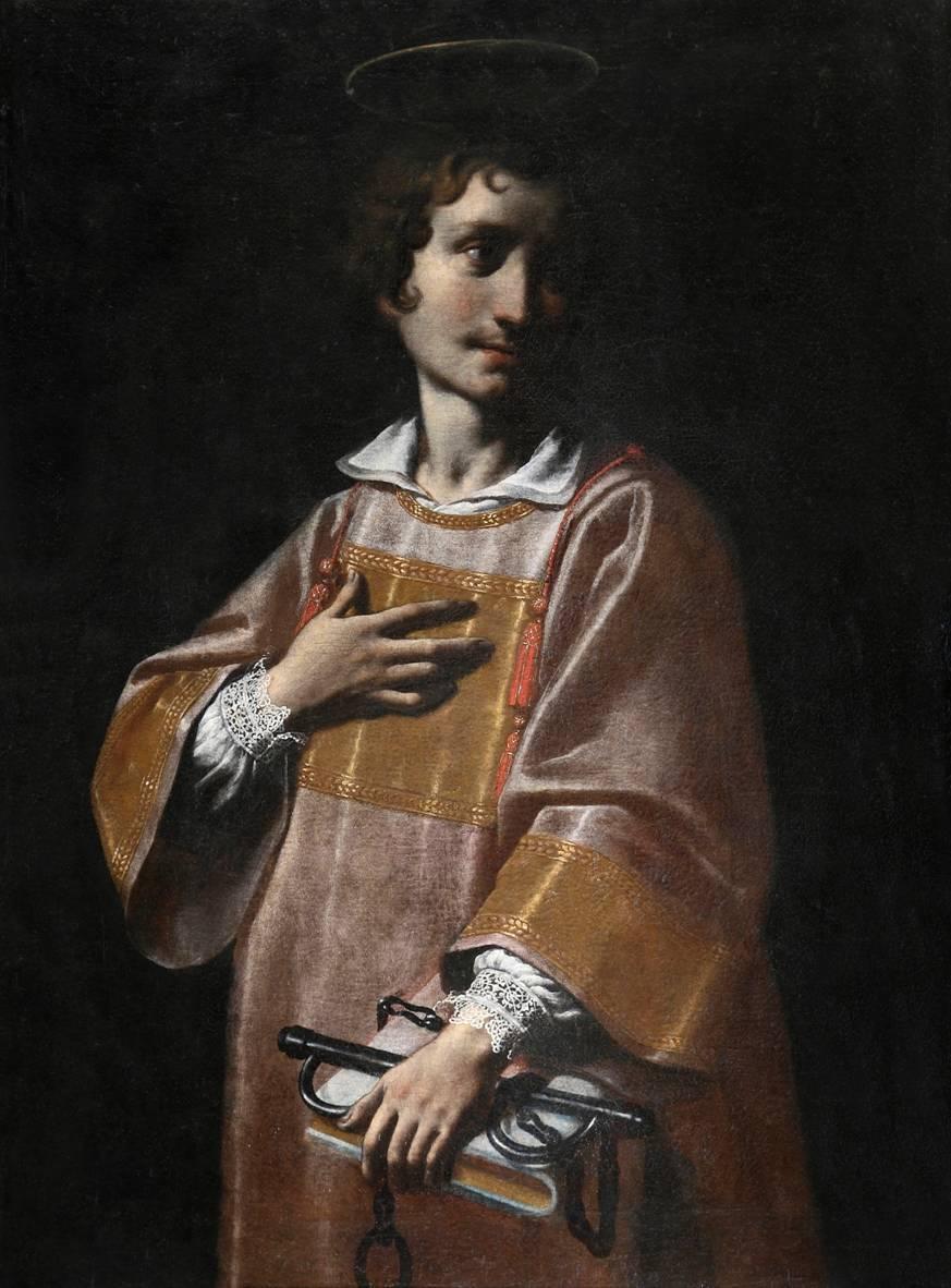 San Leonardo di Giovanni Martinelli - Montevarchi