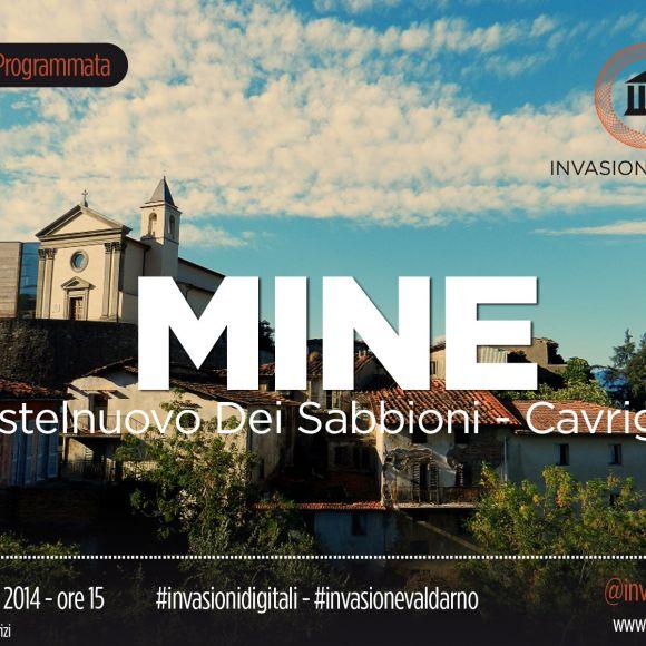 Invasioni Digitali @ Mine Museo delle Miniere e del territorio