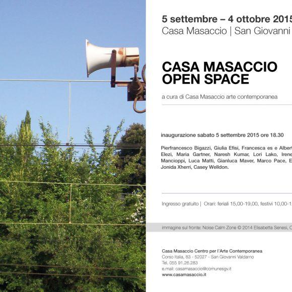 CASA MASACCIO OPEN SPACE