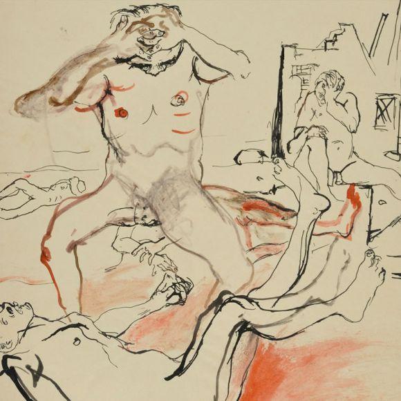 Piero Sadun, Genesi di un artista 1938-1948