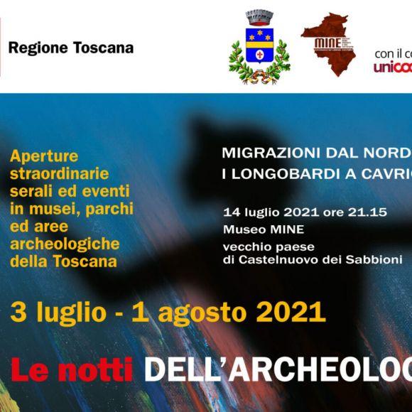 Migrazioni dal Nord: i Longobardi a Cavriglia