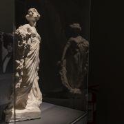 Una scultura di Michelangelo Monti a Parma